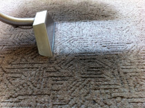 Carpet Cleaning - For better appearance, health and cleanliness