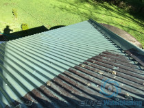 Roof Cleaning - Its important to keep your roof clean. When moss grows on your roof it causes damage to your roof's surface. Give me a call to get your roof looking like new!!