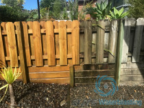 Fence Cleaning - Restore your fence now!! Give me a call for your free quote