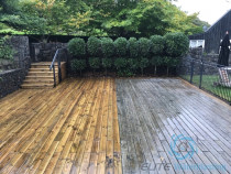 Deck Cleaning - Does your deck need cleaning? Give me a call now!!
