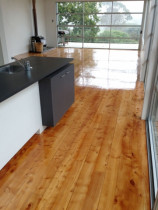 Gloss Finish on a Westmere Property by Endless Flooring