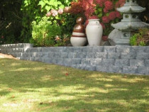 Firth retaining wall