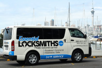 Mobile Van - Our mobile van with a fully equipped mobie workshop is servicing the greater Auckland area.
