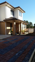 An old paving project we did