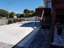 Concrete and Paving