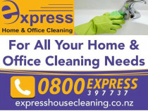 Express home and office cleaning - Professional Cleanr.                                                                Weekly house cleaning. Commercial cleaning.full house cleaning.oven cleaning.window inside and outside cleaning.carpet cleaning. Floor polishing.water blasting. CALL jAY (0212349058)