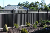 Heritage steel fence - Fencemate Fencing Solutions