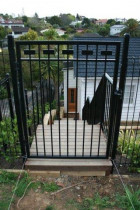 Custom made gate
