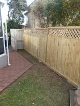 Fencing 2000 (NZ) Limited - DIAGONAL TRELLIS TOP