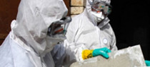 Fluffbusters - Meth Decontamination - safe removal of hazardous materials.