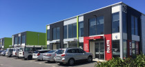 Our office at Unit 16, 3 Stark Drive, Wigram