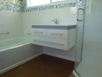 Bath Shower and Vanity New Plymouth G J Lynds Builder