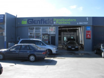 Glenfield Panelbeaters & Painters Ltd
