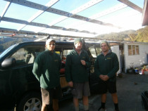 staff at Grafter Roofing Ltd