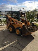 Ground Up Landscaping - Bobcat service