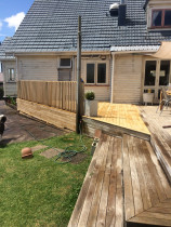 Ground Up Landscaping - Deck