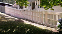 New Picket Fence Build