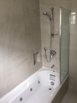 Handy Home Solutions - New shower, bath and tiles