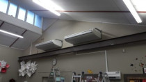 Happy Air Heat Pumps - Under Ceiling