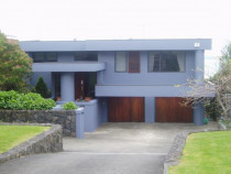 Funky Blue Exterior - HDL Painting & Decorating