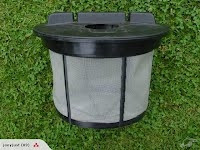 Filtration  - Healthy Water Solutions - Leaf basket filter
