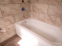 Bathroom - Job is done by HEK Tiling team