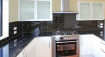 Kitchen Splash-Back - HEK Tiling team have done many of this of splash-back