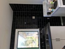 Kitchen splash back by HEK Tiling Ltd team - Completed in Porirua