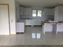 Kitchen Floor - Kitchen Floor we did at Paraparaumu recently