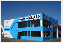 Henderson Glass Premises - We are located at 76 Central Park Drive, Henderson, Auckland.  Opposite the Trust Stadium.