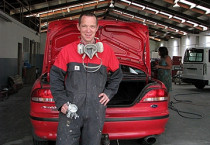 Paul - Business owner of Heretaunga Collision Repair Centre