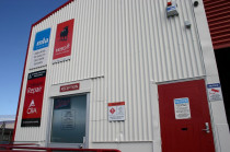 Heretaunga Collision Repair Centre Building