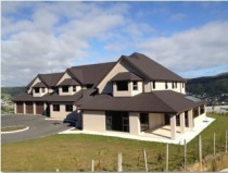 Certainteed Landmark October 2011 - 640 square metres of Landmark 30 year warranty shingles over 15mm H3 plywood in Tawa