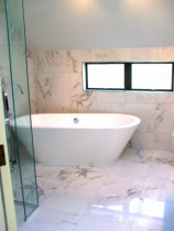 bathroom 2 - Freestanding baths are a great option available for under $1800