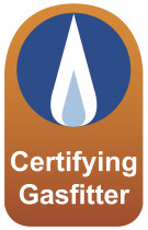 Certifying Gasfitter
