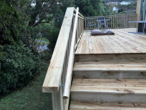 decks b Impact Building & Landscaping Ltd