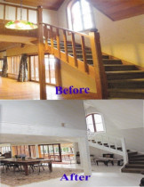 before & after Iraqi NZ Painting Services