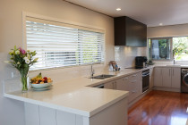 Jag Kitchens - A complete renovation left this newly installed kitchen a multi-functional space.