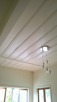 Interior Painting - Ceiling by Silevan Painter