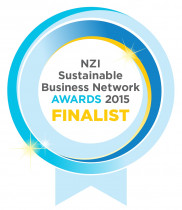 Junk Run Limited proudly NZI Sustainable Business Network Awards Finalists 2015