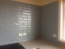 Rustic Blue / Grey by Just Splashbacks - Female Tiler