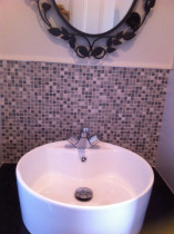 mosaics by Just Splashbacks - Female Tiler