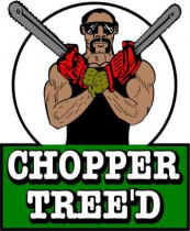 Chopper Logo - Logo for our tree company Chopper Tree'd Ltd