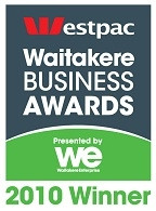 Waitakere Best Small Business 2010