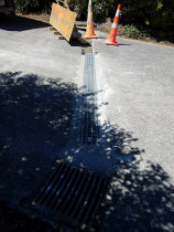 "Beach Haven 6""Channel & Grate by Kaneage Drainage Ltd"