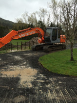 K&D Contracting Ltd - Farm work - New farm driveways or just a re-instatement to your existing driveway.