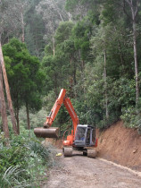 Forestry work by K&D Contracting Ltd - Forestry clearing