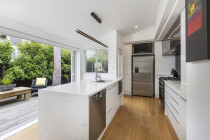 The entertainers dream kitchen by Kitchen Mania Ltd! - Indoor-outdoor flow perfection