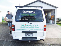 Drimaster Ventilation systems - we install and service - Kiwivac central vacuum vehicle