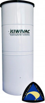 Kiwivac disposable bag emptying central vacuum emptying system - The cleanest most hygenic central vacuum emptying system. Perfect for Asthma and Allergy suffers